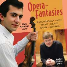 Haik Kazazyan & Andrey Shibko - Opera-Fantasies, CD