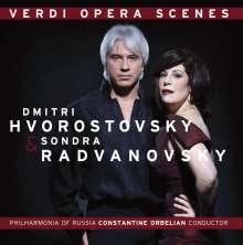 Giuseppe Verdi (1813-1901): Opera Scenes, CD