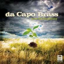 Da Capo Brass - From the beginning, CD