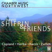David Shifrin & Friends - Chamber Music Northwest, CD