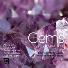 Spencer Martin - Gems Rediscovered, CD