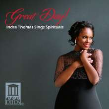 Indra Thomas - Great Day (Spirituals), CD