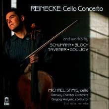 Carl Heinrich Reinecke (1824-1910): Cellokonzert d-moll op.82, CD