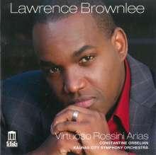 Lawrence Brownlee - Virtuoso Rossini Arias, CD