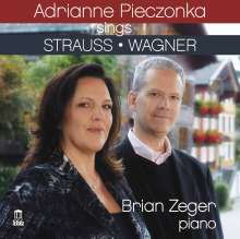 Adrianne Pieczonka sings Strauss / Wagner, CD