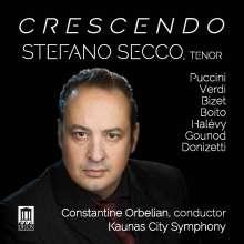 Stefano Secco - Crescendo, CD