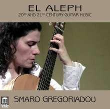 Smaro Gregoriadou - El Aleph, CD
