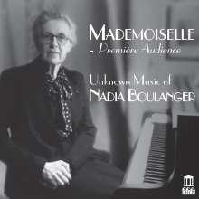 Nadia Boulanger (1887-1979): Lieder, 2 CDs