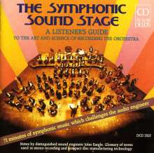 "Delos-Sampler ""The Symphonic Sound Stage"", CD"