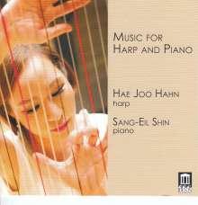 Hae Joo Hahn & Sang-Eil Shin - Music For Harp And Piano, CD