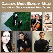 Classical Music Stars in Malta, CD