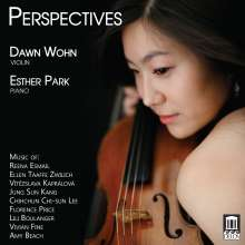 Dawn Wohn & Esther Park - Perspectives, CD