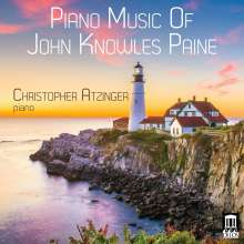 John Knowles Paine (1839-1906): Klavierwerke, CD