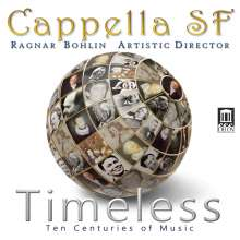 Cappella SF - Timeless, CD
