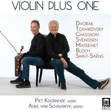 Piet Koornhof & Albie van Schalwyk - Violin Plus One, CD