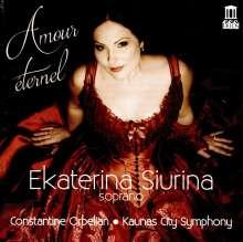 Ekaterina Siurina - Amour Eternel, CD