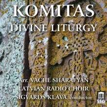 Komitas (1869-1935): Divine Liturgy, CD