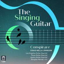 Conspirare - The Singing Guitar, CD