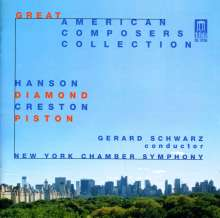 American Composers Collection, 2 CDs