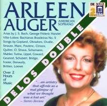 Arleen Auger singt Arien & Lieder, 2 CDs