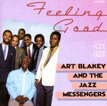 Art Blakey (1919-1990): Feeling Good, CD