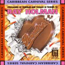 Ray Holman: Tribute To Ray Holman, CD