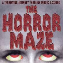 """Delos-Sampler """"The Horror Maze"""", CD"""