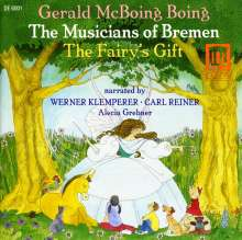 Gerald McBoing/Fairy's Gift/Musicians .., CD
