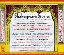 Shakespeare Stories, CD
