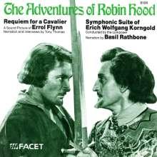 Adventures Of Robin Hood / Requiem For A Cavalier, CD