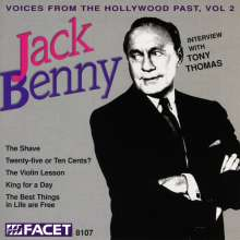 Jack Benny: Vol. 2-Voices From The, CD
