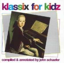 Klassix for Kidz, 2 CDs