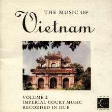 Vietnam - Music Of Vietnam:Imperial Court, CD
