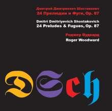 Dmitri Schostakowitsch (1906-1975): Präludien & Fugen op.87 Nr.1-24, 2 CDs