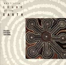 Steve Roach: Australia: Sound Of The Earth, CD
