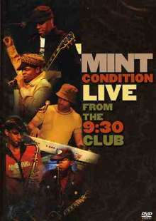 Mint Condition: Live From The 9:30 Club, DVD