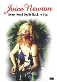 Juice Newton: Every Road, DVD