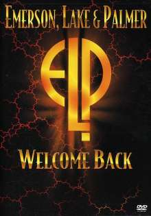 Emerson, Lake & Palmer: Welcome Back, DVD