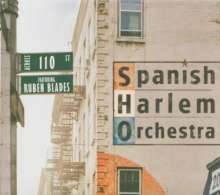 Spanish Harlem Orchestra: Across 110th Street Feat. R. Blades, CD