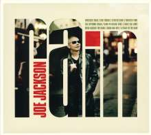 Joe Jackson (geb. 1954): Rain (CD + DVD), 2 CDs