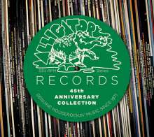 Alligator Records - 45th Anniversary Collection, 2 CDs