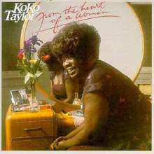 Koko Taylor: From The Heart Of A Woman, CD