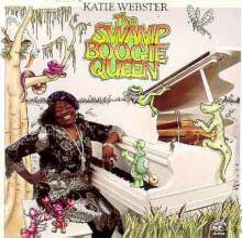 Katie Webster: The Swamp Boogie Queen, CD