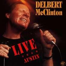 Delbert McClinton: Live From Austin, CD