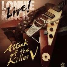 Lonnie Mack: Attack Of The Killer V: Live 1989, CD