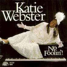 Katie Webster: No Foolin', CD
