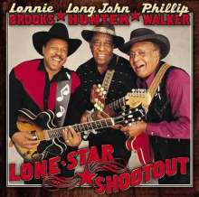 Lonnie Brooks/Long John Hunter/Phillip Walker: Lone Star Shootout, CD