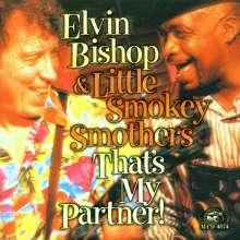 Elvin Bishop: That's My Partner, CD