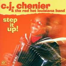 C.J. Chenier: Step It Up, CD