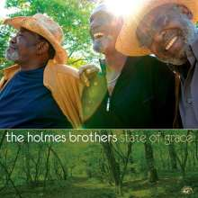 Holmes Brothers: State Of Grace, CD